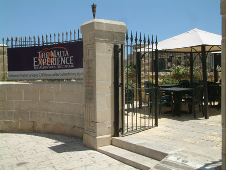 The Maltese Experience and other visitor attractions